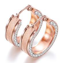 Ajojewel Steampunk Gold Sliver Plated Round Hoop Earrings Statement Big Hoops Shopping Party Jewelry Accessories