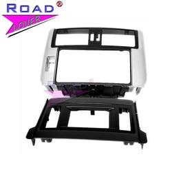 TOPNAVI 202*102 MM dla Toyota Prado GX/150 2010 LHD uchwyt do deski rozdzielczej zestaw adaptera wykończenia panel deski rozdzielczej rama Dashboard