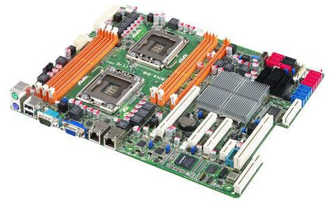 Z8NA D6 D6C X58 LGA1366 ATX DDR3 Motherboard Well Tested Working
