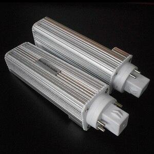 G24 żarówka led 4pin g24q 1 led światła 5W 7W 9W 10W 11W 12W 13W 14W SMD5730 5050 2835 casquillo g24 AC85-265V 110V 220V 230V 240V