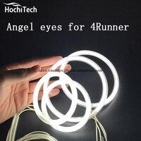 HochiTech Excellent CCFL Angel Eyes Kit Ultra Bright Headlight Illumination For Toyota 4Runner 2006 2007 2008