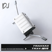 TRAXXAS TRX 4 Ford BRONCO Metal simulation fuel tank with exhaust pipe DJC 9157