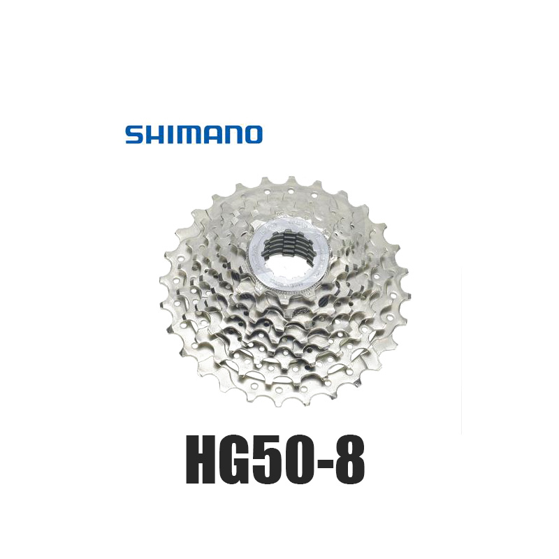 Shimano Claris 2400 HG50-8 Cassette 3*8s 8S 24S bike freewheel Cassettes 11-25T 8 Speed for Road Bike Folding Bike HG50 11-25T