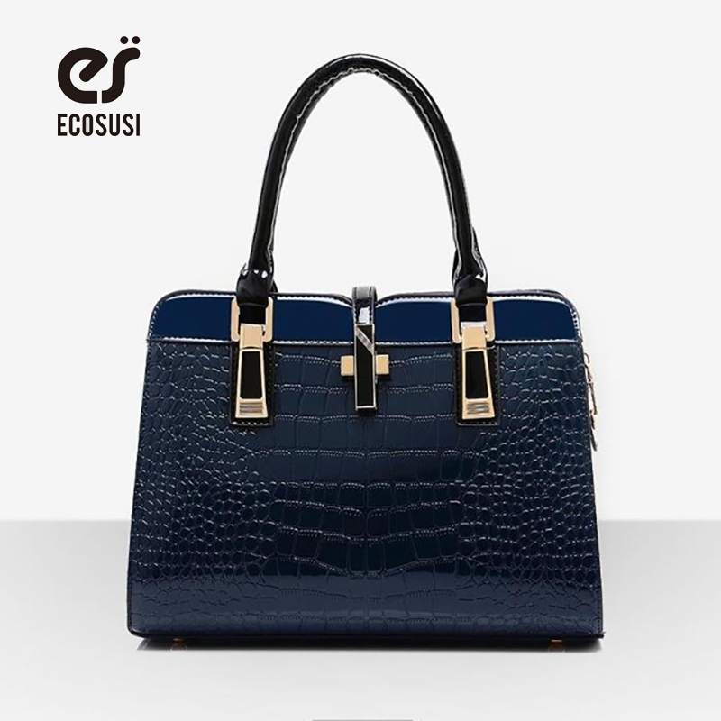 ФОТО High quality Crocodile Women Messenger Bags Handbag  Women Shoulder Bags Desige Women Bag Versatile Clutch Bags Free Shipping