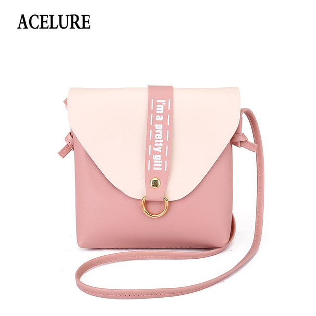 Acelure Las Sling Bags I M A Pretty Letter Bag Crossbody For Women