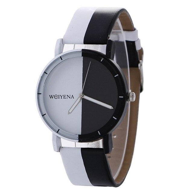 Brand Women's Watches Fashion Leather Wrist Watch Women Watches Ladies Watch Clock Mujer Bayan Kol Saati Montre Feminino