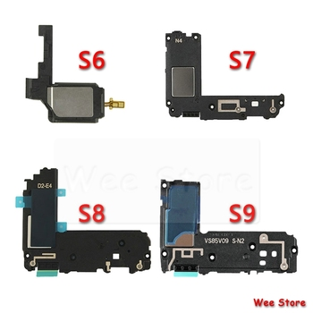 Original Big Loud Speaker Flex Cable For Samsung Galaxy S6 S7 Edge S8 S9 Plus Loudspeaker Ringer Phone Sound Speaker Flex Cable