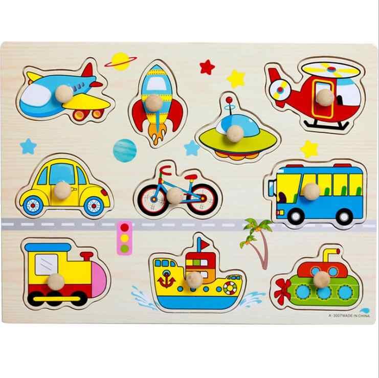 30cm çocuk erken eğitici oyuncaklar bebek el kavramak ahşap bulmaca oyuncak alfabe ve rakam öğrenme eğitim çocuk ahşap oyuncak WYQ