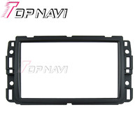 TOPNAVI Quality Radio Fascia for CHEVROLET TRAVERSE 2013 Stereo Interface Dash CD Trim Installation Kit