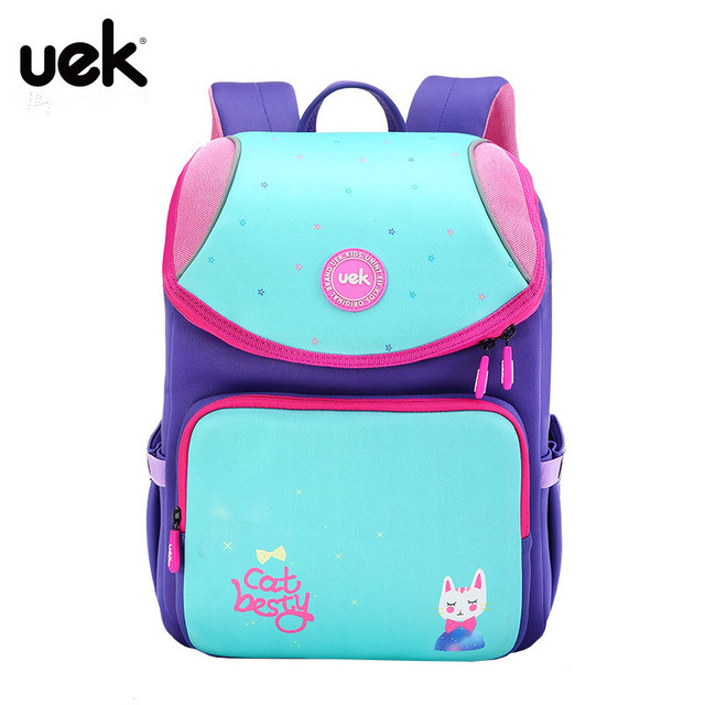 d6d68b825fc3 UEK Randoseru Backpack kids Waterproof Children School Bags For Boys Girls  Suitable for 6-10