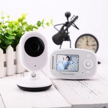 """2.4 """"Digital Video Baby Monitor Baby Monitor 2.4 Г Беспроводной 2 Способа Аудио Говорить и Ночного Видения Безопасности Мини-Камера Говорить видео"""