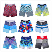 2019 Phantom Beach Board Shorts Swimwear Men Bermuda 100% Quick Dry Male Boardshorts