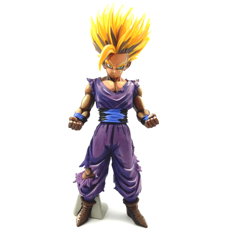 Dragon Ball Z Master Stars Piece The Son Gohan Special Color ver. PVC Figure Collectible Toy 22-24cm 1