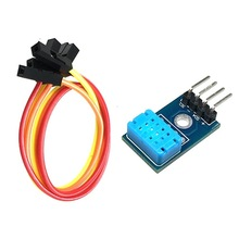 DHT12 AM2320 Digital Temperature & Humidity Sensor Single Blue I2C Replace AM2302