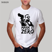 a3b1fb15f shubuzhi summer cotton o-neck t-shirt The Big Lebowski Dude tshirt casual tee  shirt