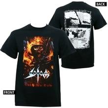 1e6503324 Authentic SODOM Band Decision Day Album Cover T-Shirt S M L XL 2XL NEW(2