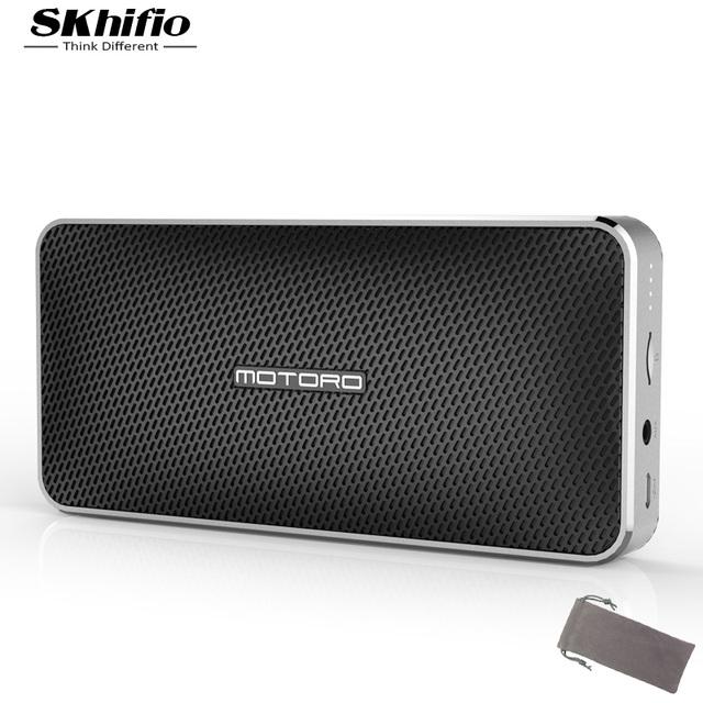 Skhifio fi bluetooth speaker sem fio para telefone mini portátil bluetooth alto-falantes de música usb tf para notebook mp3 portátil xiaomi
