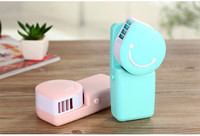Portable Mini Air Condition USB Rechargeable Water Cooling Fan For Home Office Outdoor Handheld Micro Cooler Fan