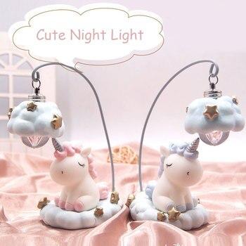 Cute Unicorn Table Lamp 1