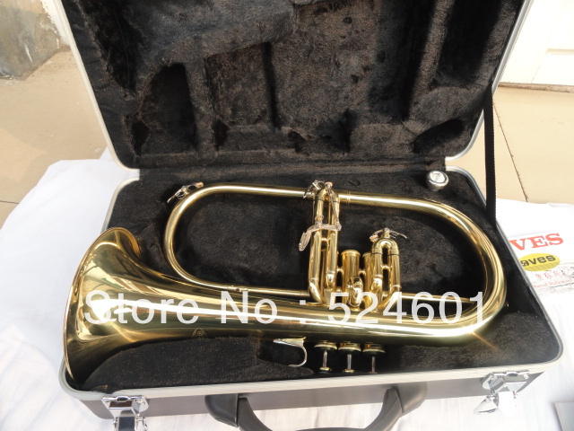 Manufacturers wholesale students Beautiful gift brass flugelhorn professional BB Monel valves studentsManufacturers wholesale students Beautiful gift brass flugelhorn professional BB Monel valves students
