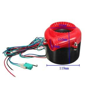 Image 3 - Автомобильный поддельный электронный турбо выдув, внешний свет, универсальный аналоговый звук BOV, электронный рельефный клапан, автомобильный турбо аксессуар