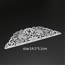 ZhuoAng Flower metal cutting/DIY Paper Card Craft Embossing Die Cut DIY scrapbooking cutting machine