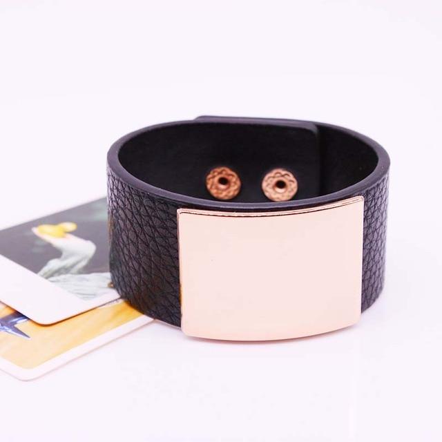 DD Hand PU Leather Bracelet...