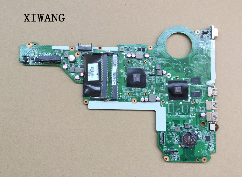 722205-001 Free Shipping For HP Pavilion 15-E 14-E laptop motherboard 722205-501 A6-5200M/1G laptop motherboard DA0R76MB6D0