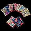 Мужская Карманный Площадь Платок Много Цветок Хлопка Цветочные Свадьба Ханки BWTYX0148