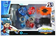 2PCS Spinning Top/set  Victory Valkyrie Valtryek BV Starter Pack burst B-34 B-35 +Launcher NEW 2018