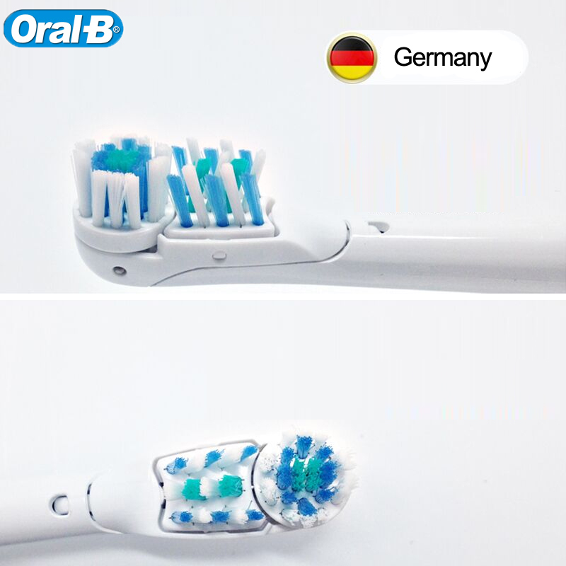Oral b crossaction power battery toothbrush useful