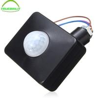 Outdoor Motion Sensor Wall Light Lamp LED PIR Infrared Motion RF180 Degree Switch Sensor Detector AC110V