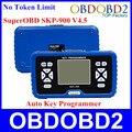 Супер OBD SKP900 Auto Key Программист Жизни времени Обновления Онлайн СКП 900 Поддержка Почти Всех Автомобилей Чтение Pin Код OBD2 Ключ программист