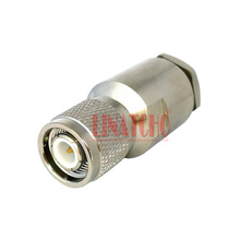 50ohm rf coaxial connector straight cable RG214 7D-FB RG8 RG213 TNC male connector