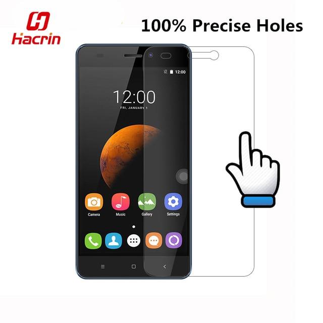 Hacrin Oukitel C3 закаленное стекло 5 дюймов 9 H Премиум Экран протектор Плёнка для Oukitel C3 мобильного телефона