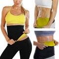 Señora Cinturón de Adelgazamiento Quemador Del Vientre Body Fitness Wrap Celulitis Shaper Para Sauna Cinturón Para Las Mujeres