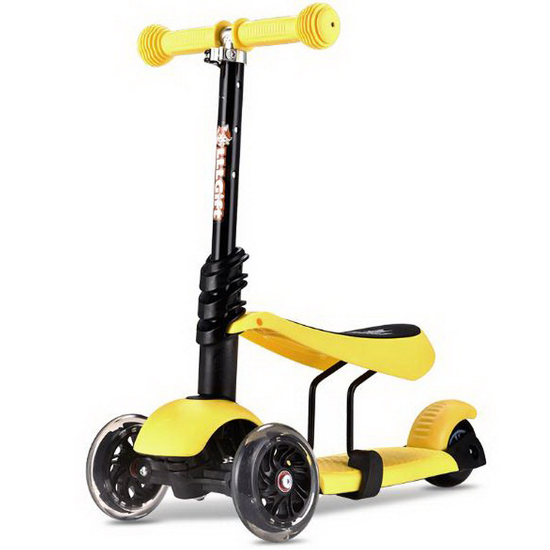 Child skateboard car/Foot Scooters breaststroke scooter Kick Scooters  Children best birthday gift/tb331116 цена и фото