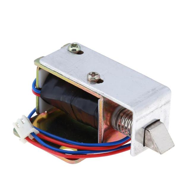 6V/12V/24V Cabinet Door Solenoid Lock Eectromagnetic Assembly Solenoid Lock For Door Electronic  sc 1 st  AliExpress.com & 6V/12V/24V Cabinet Door Solenoid Lock Eectromagnetic Assembly ...