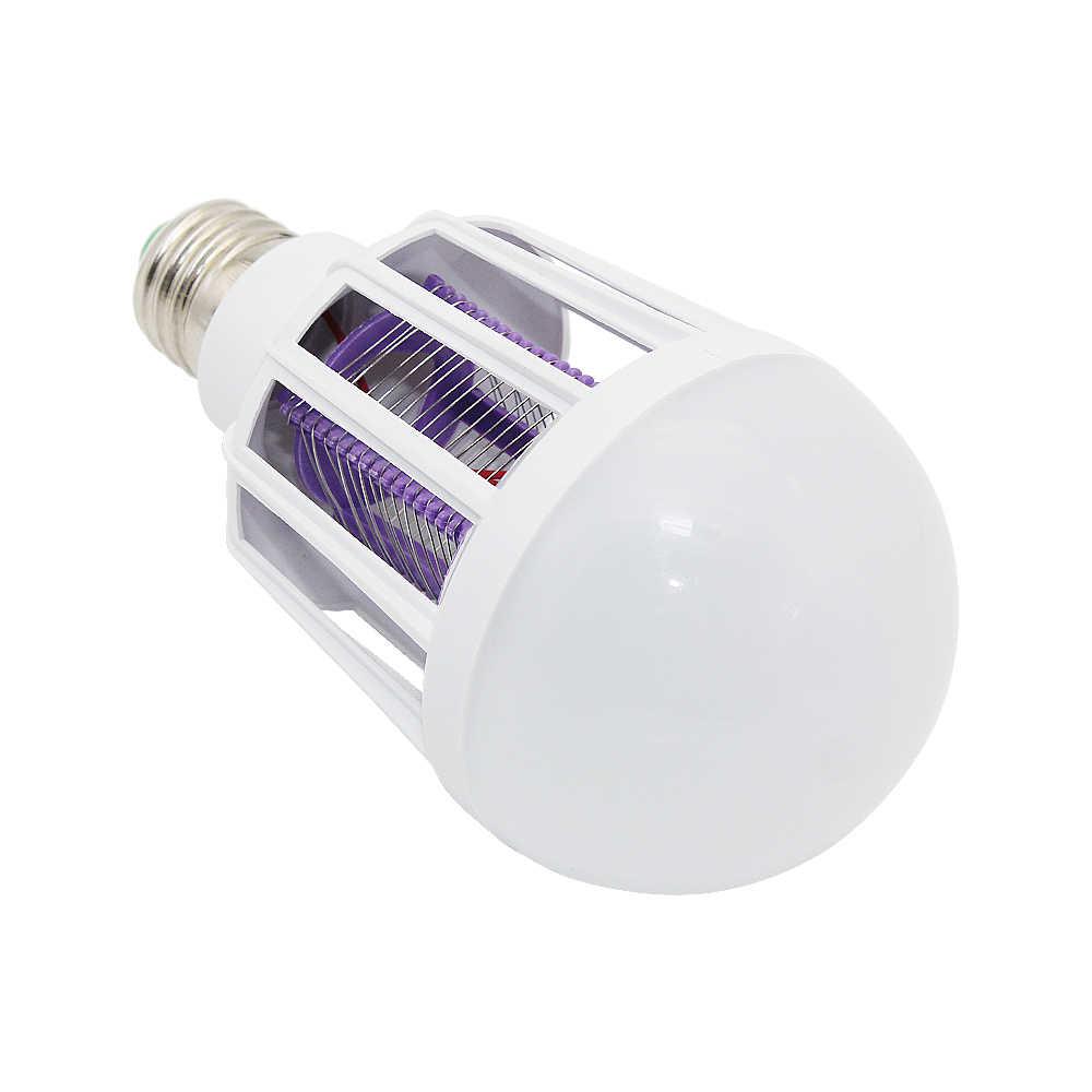 E27 2 In 1 LED Bulb Light Mosquito Killer Lamp 220V 240V Anti Mosquito Repellent Bug Zapper Insect Killer Night Lamp