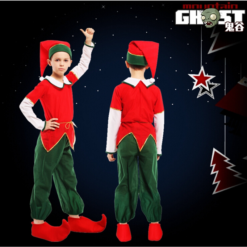 New Arrival Red Elf Costumes Hot Cosplay Childrenu0027s Party Costume Funny Christmas Buddy Elf Costumes -in Girls Costumes from Novelty u0026 Special Use on ...  sc 1 st  AliExpress.com & New Arrival Red Elf Costumes Hot Cosplay Childrenu0027s Party Costume ...