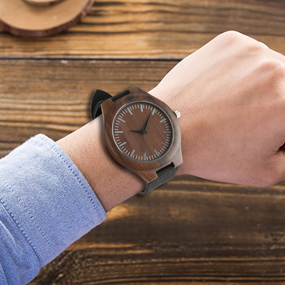 Casual Quartz Mens Watches Bamboo Wristwatch Gift for Women Relogio Feminino Wooden Watches 2018 Men (13)