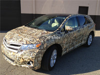 Grass Vinyl Car Wrap Camouflage Car Sticker Decal For JEEP SUV TRUCK Graphic 30M/Roll