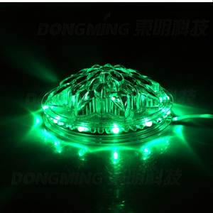 Disco-Light Sunflower Club Moving-Head Rgb Laser Lotus-Rotating Party 8W 5pcs 48 Leds