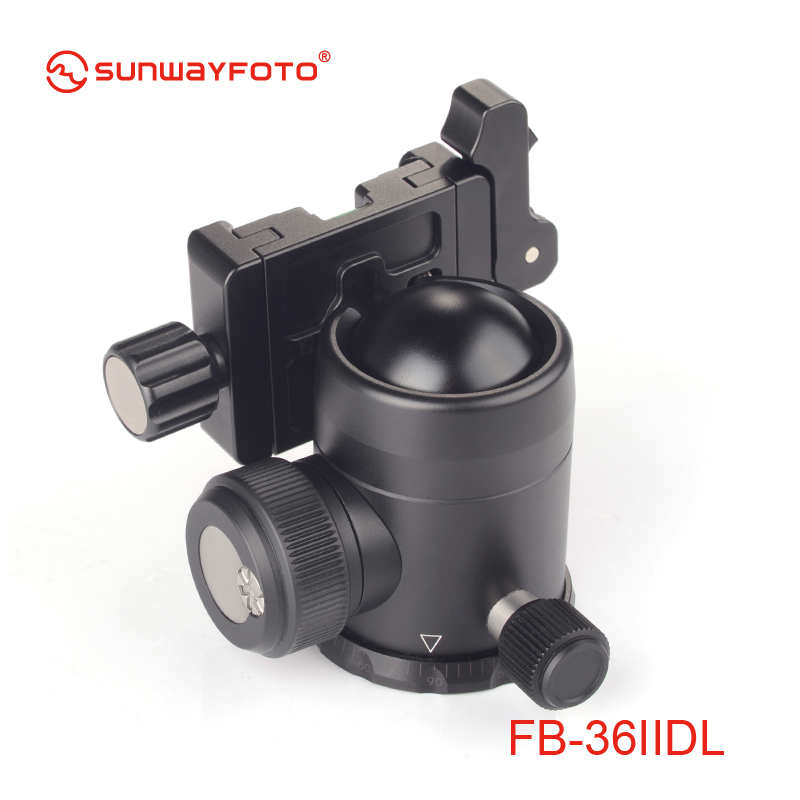 SUNWAYFOTO FB-36IIDL DSLR 카메라 삼각대 볼 헤드 용 - 카메라 및 사진 - 사진 4
