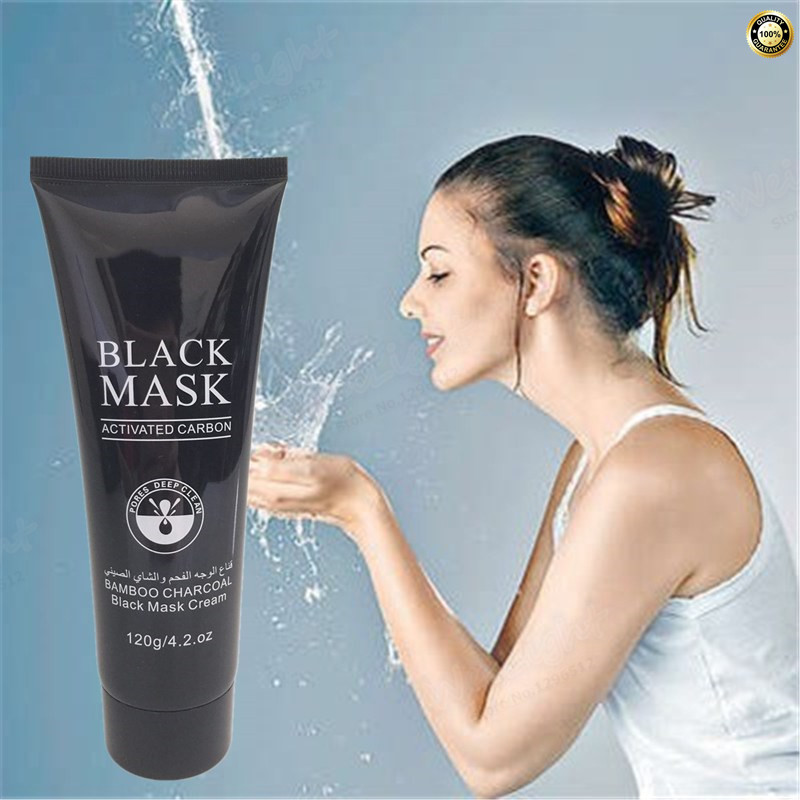Bamboo Charcoal Acne Mask Oily Skin: New Brand Bamboo Charcoal Skin Care Face Mask Chinese