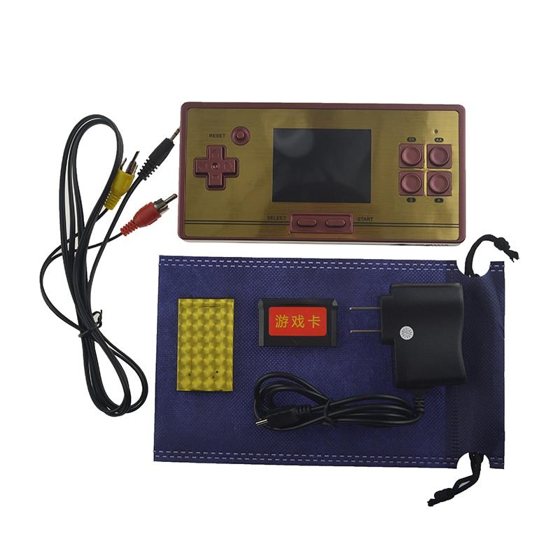New RS 20 Classic Retro 30 Anniversary Children s Game Handheld Video Game Console 2 6
