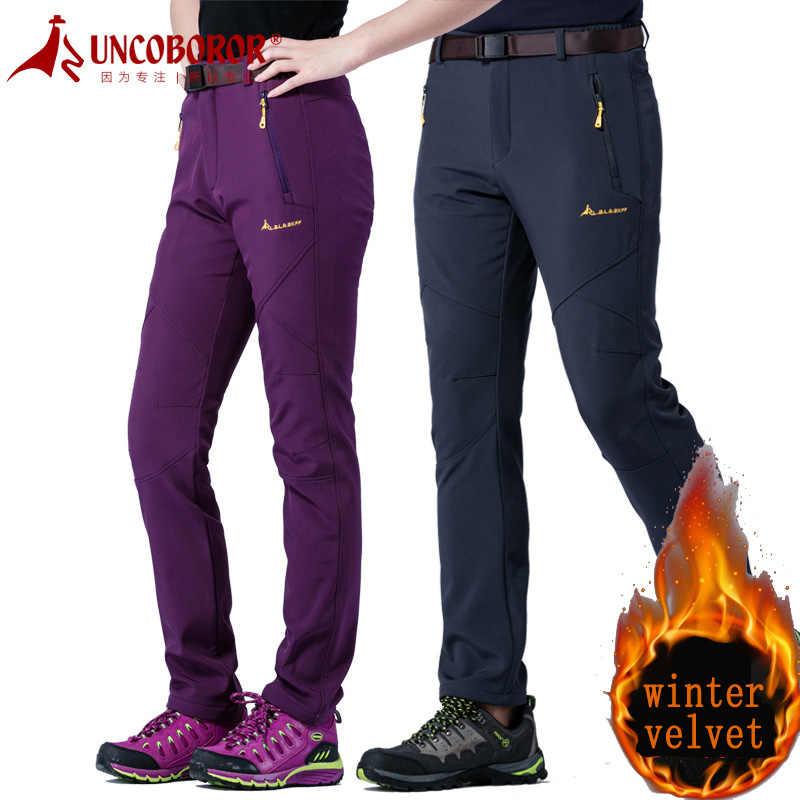 Бренд для мужчин флис брюки для девочек осень зима быстросохнущая толстые брюки капри женщин вельветовые брюки мягкие в виде ракушки