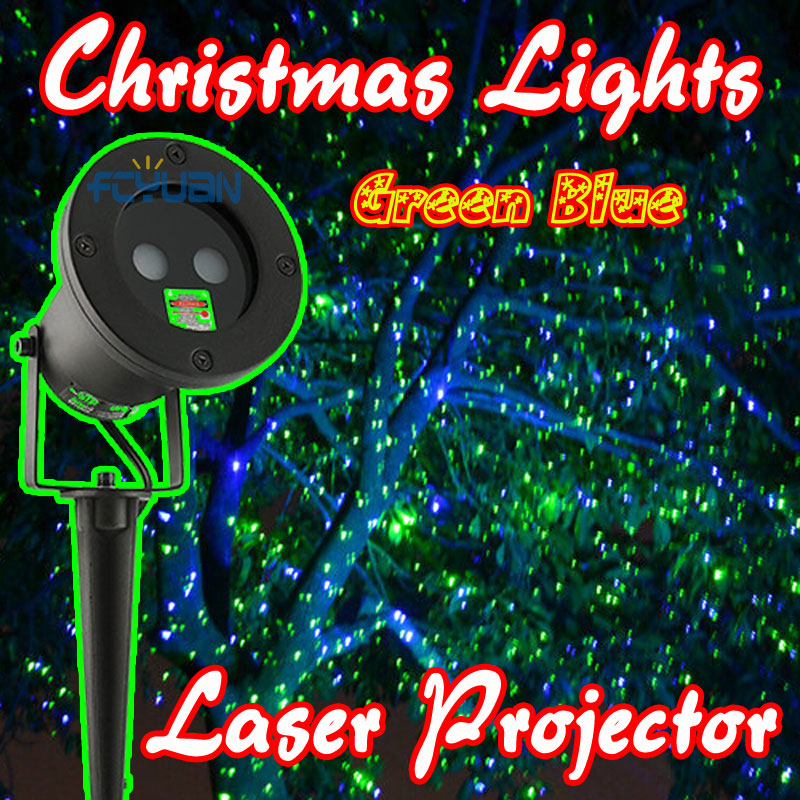 Reject Shop Laser Christmas Lights: Laser Weihnachtsbeleuchtung Werbeaktion-Shop Für
