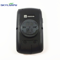 Skylarpu Black Rear Cover For GARMIN EDGE 810 Bicycle Speed Meter Back Cover Repair Replacement Free