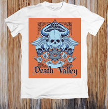 DEATH VALLEY UNISEX T-SHIRT Hot Sell 2018 Fashion  T Shirt Short Sleeve Tricolor New Shirts Funny Tops Tee Unisex